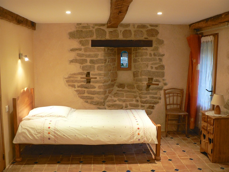 La chaumi re pierre louis village du val richard g te for Staff decor chambre a coucher