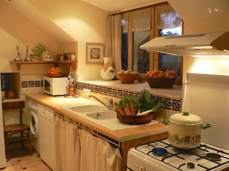 Cuisine en pierre pierre thiam nyc ambassador for for Plan de travail cuisine pierre